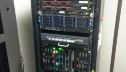 Remake Server room